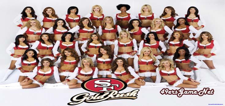49ers Gold Rush