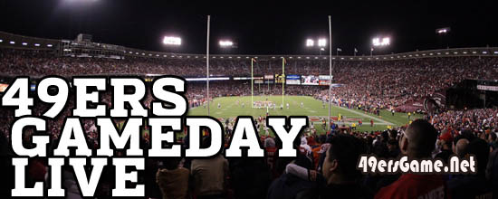 San Francisco 49ers GameDay Live