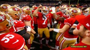 San Francisco 49ers Players