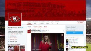 San Francisco 49ers Twitter Fans