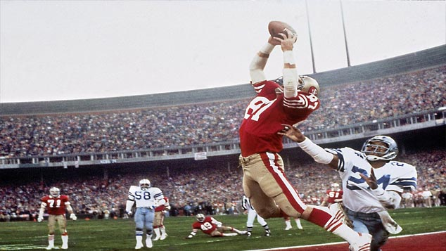 The San Francisco 49ers Popular Players All Time