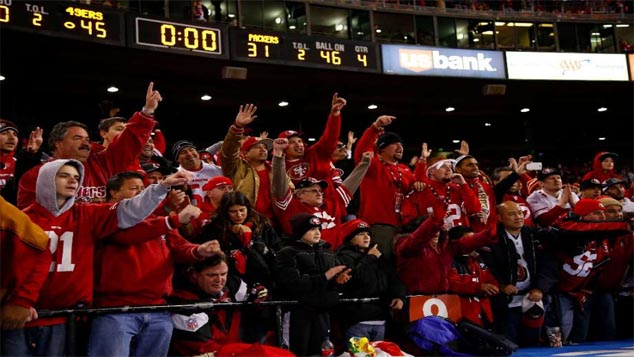Top 10 San Francisco 49ers Football Fans Site