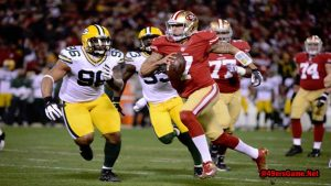 Green Bay Packers vs San Francisco 49ers Rivalry