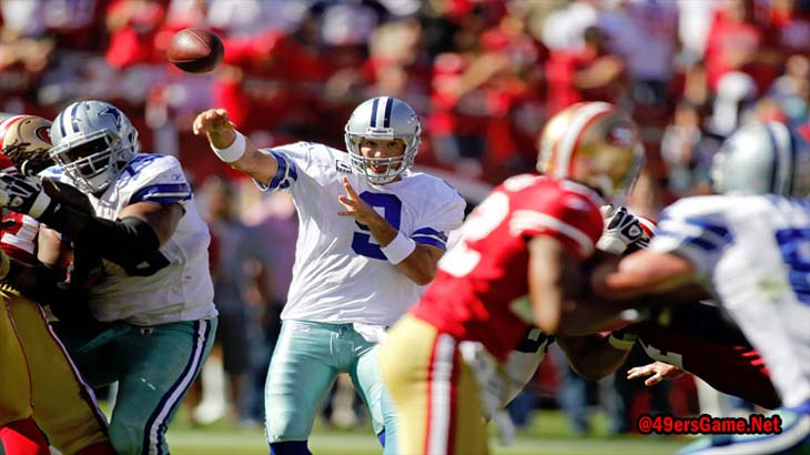 San Francisco 49ers vs Dallas Cowboys Rivalry
