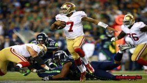 San Francisco 49ers vs Seattle Seahawks Rivalry