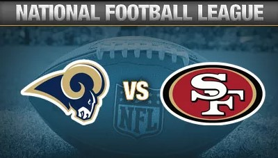 2017 Week 3: 49ers Rams Football Fight Odds, Prediction